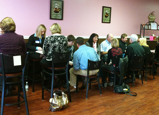 speed networking, networking group gettysburg, networking hanover, network york